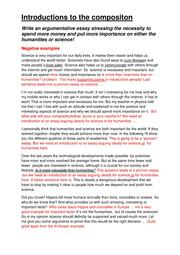 Sample of a college entrance essay picture 3